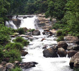 Chinnakallar Falls Valparai