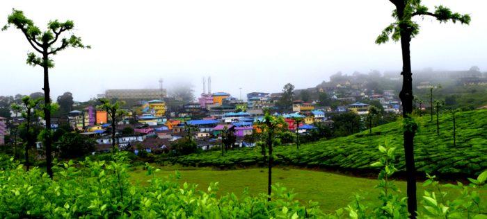 Valparai Town